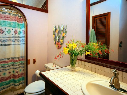 Southern Exposure Bathroom