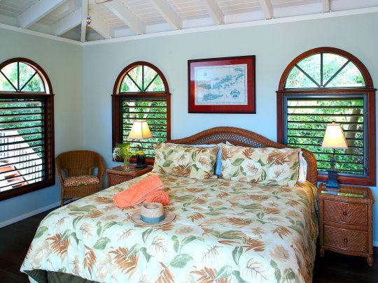 Southern Exposure Bedroom