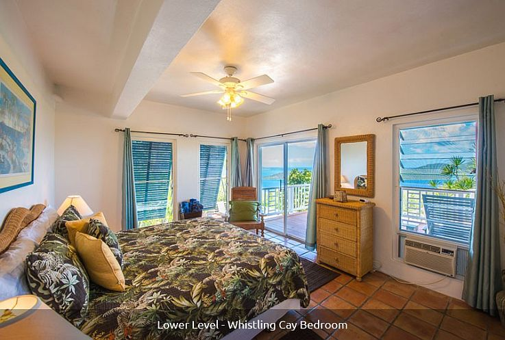 Bedroom-lower-Whistling-Cay