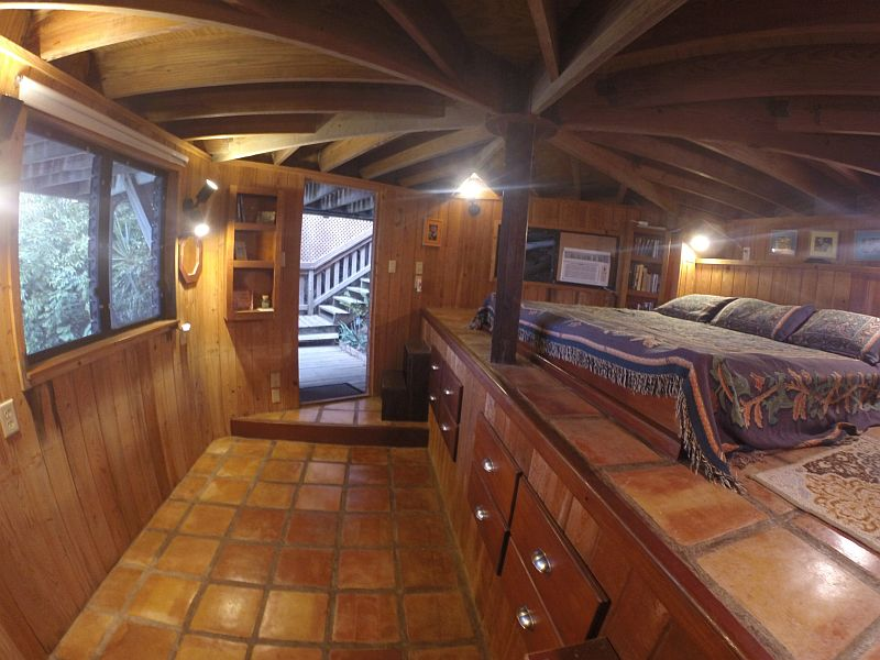 Captains Cabin Bedroom