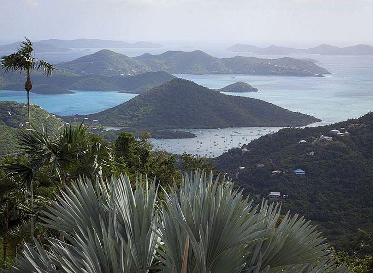 Mystic Ridge View