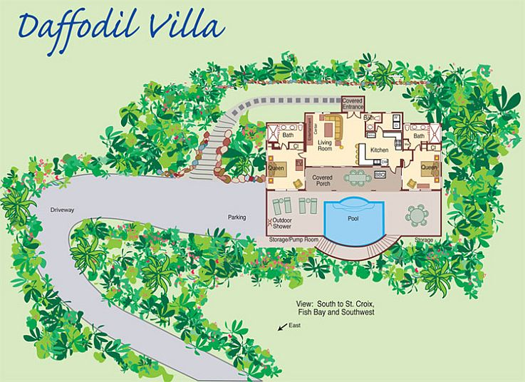 delightful tropical island house plans #8: House plans for tropical islands