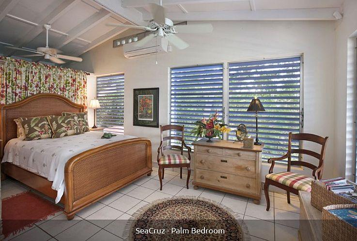 Palm-Bedroom