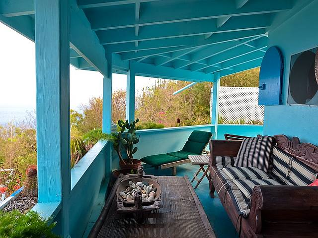 Lounge on the Deck