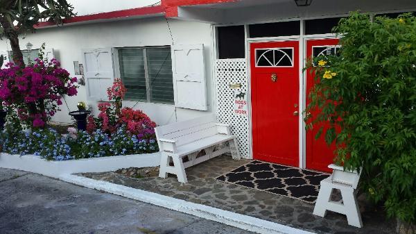 Enter Hillcrest Guest House