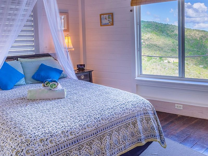 Cottage Upstairs Bedroom