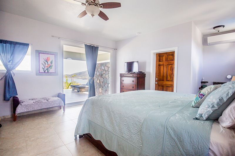 Upper Bedroom View