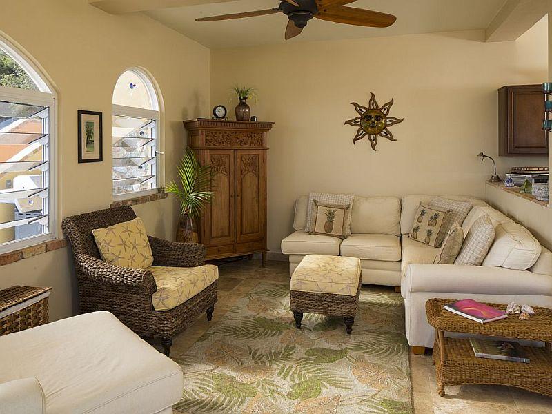 Living room at Joy of Life Villa