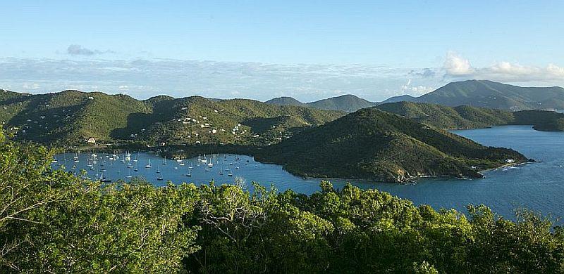 Panoramic view at Joy of Life Villa