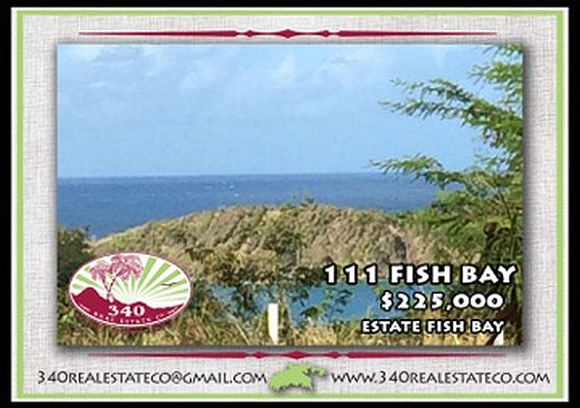 Land For Sale 111 Fish Bay