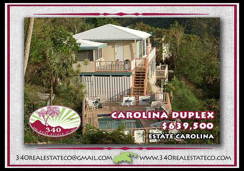 For Sale Carolina Duplex