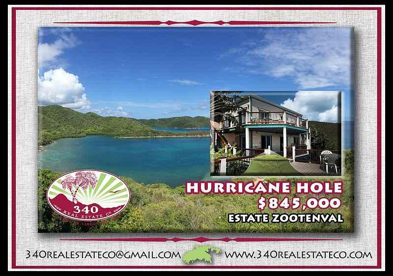 Hurricane Hole St. John VI