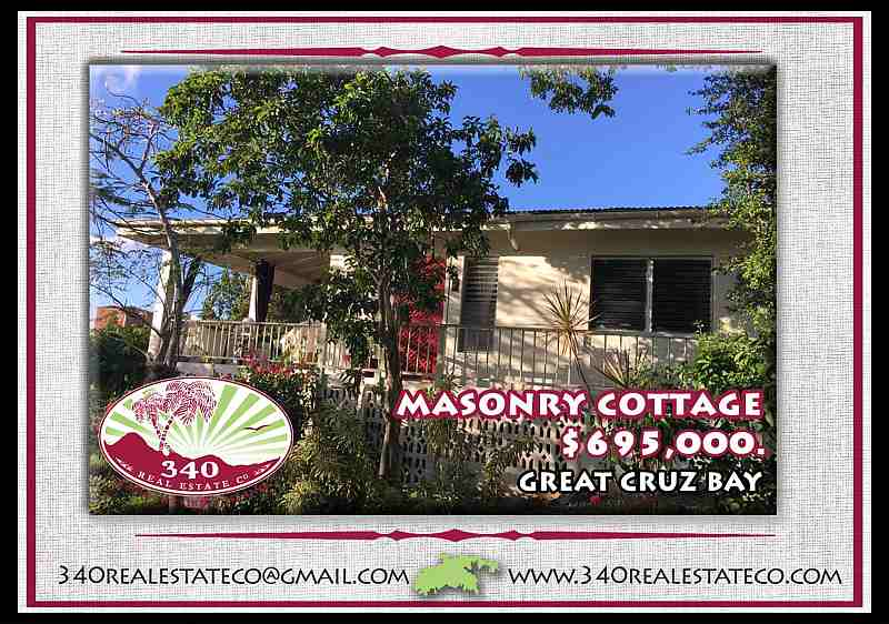 Masonry Cottage for Sale