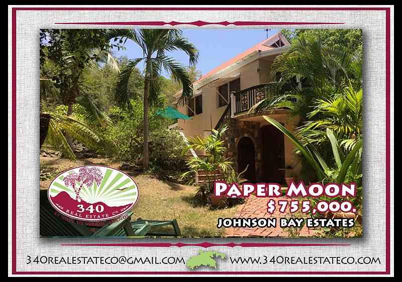 Paper Moon St John VI