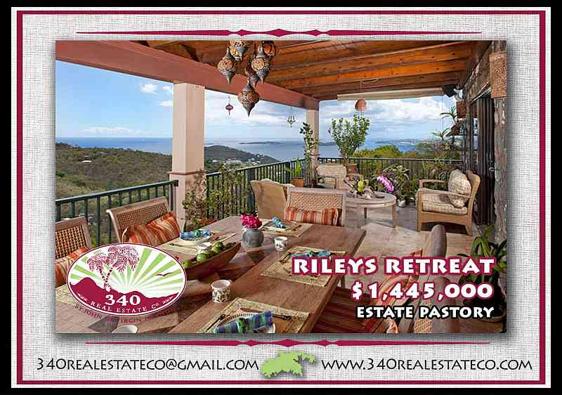 Rileys Retreat on St John VI