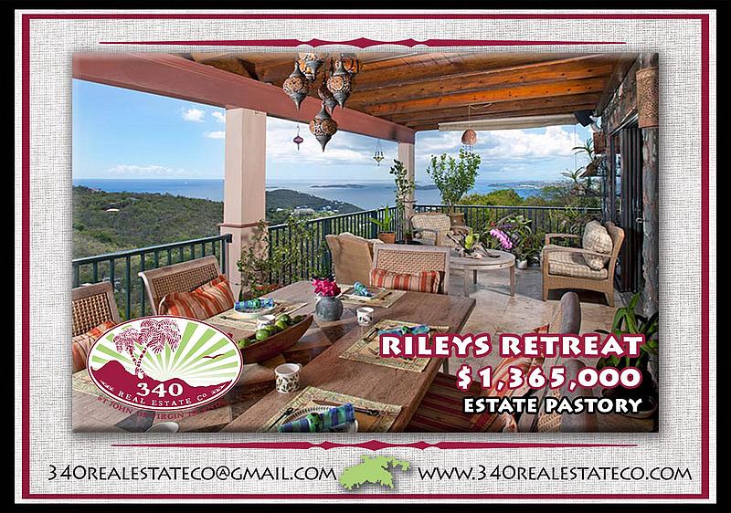 Rileys Retreat Estate Pastory for Sale
