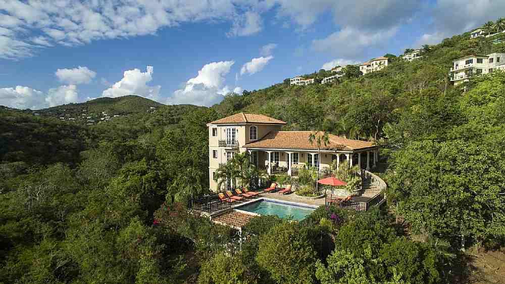 Full View of Villa