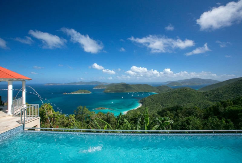 Great Escape Pool View