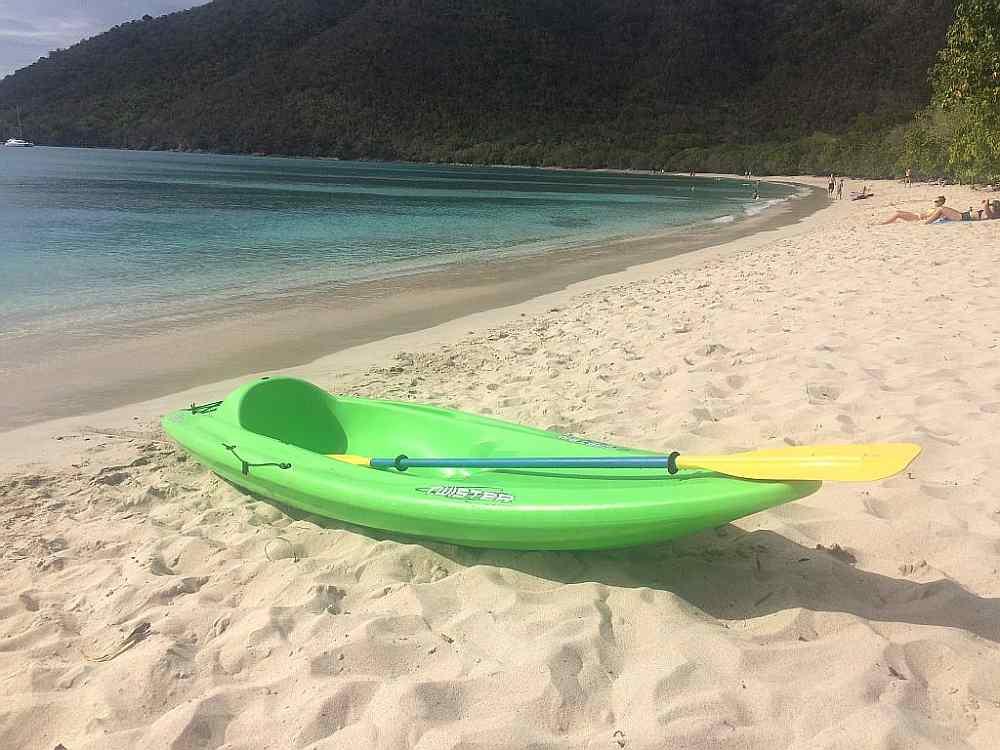 Second Kayak
