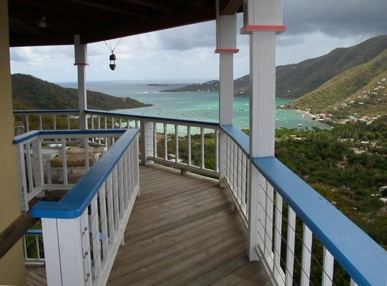 Side Deck and View