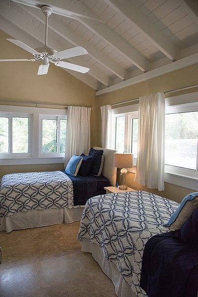 Upper Twin Bedroom