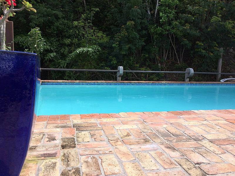 Sapphire Sunrise Pool