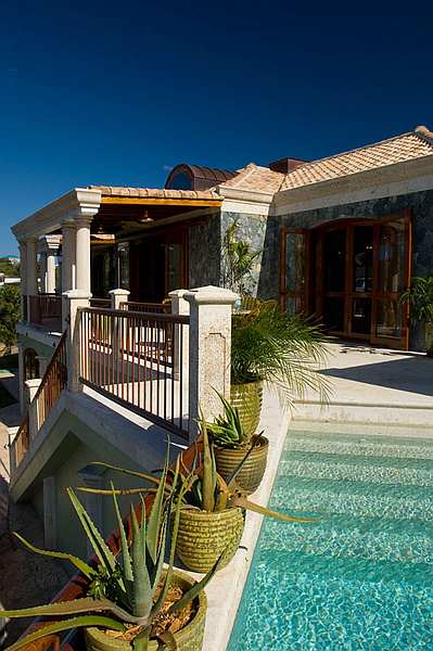 Oceana Villa and Pool