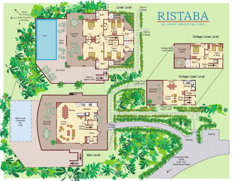 Floor Plan at Ristaba