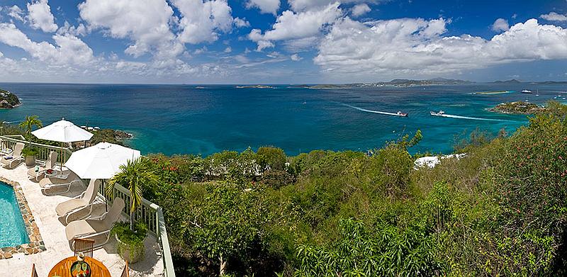Argonauta Villa View
