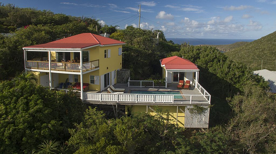 Caribe Breeze Coral Bay St John VI