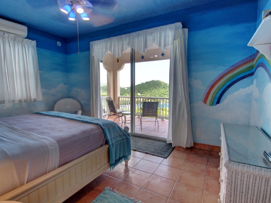 2nd Bedroom Suite and View