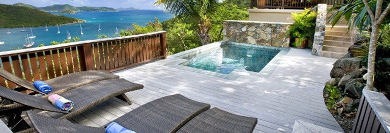 Lounge, Pool and View