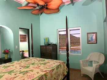 Bedroom at East End Seascape