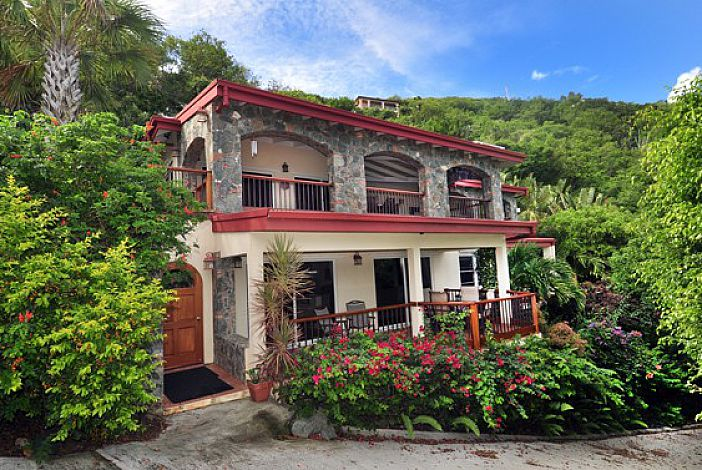 Easy Breezes a St John rental