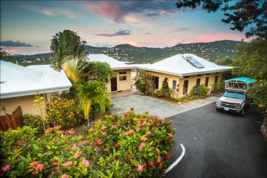 Bedroom Villa Rentals St John Usvi