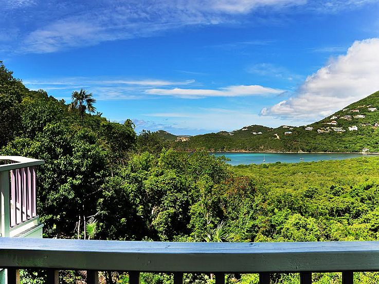 View from Fish Tales Deck