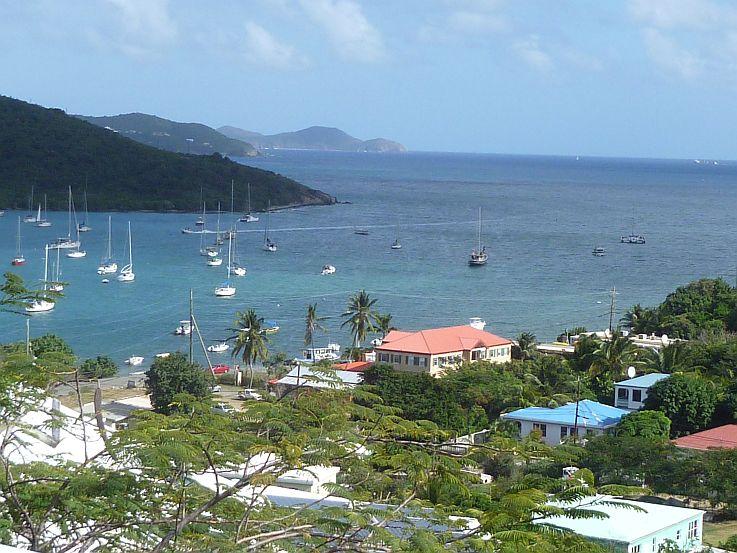 Coral Bay St John