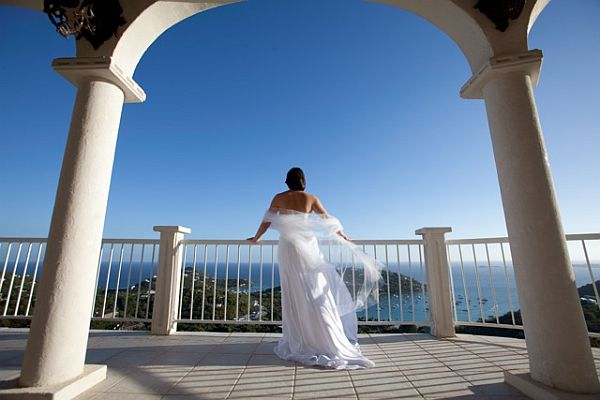Bride-on-Veranda