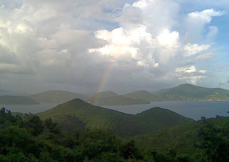 Skyridge rainbow