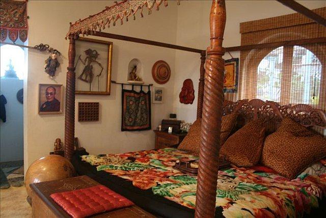 Orchid Garden Bedroom