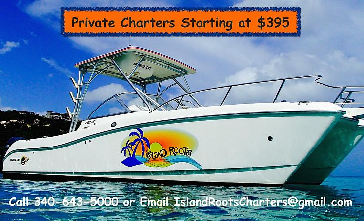 Island Roots Charter Boats