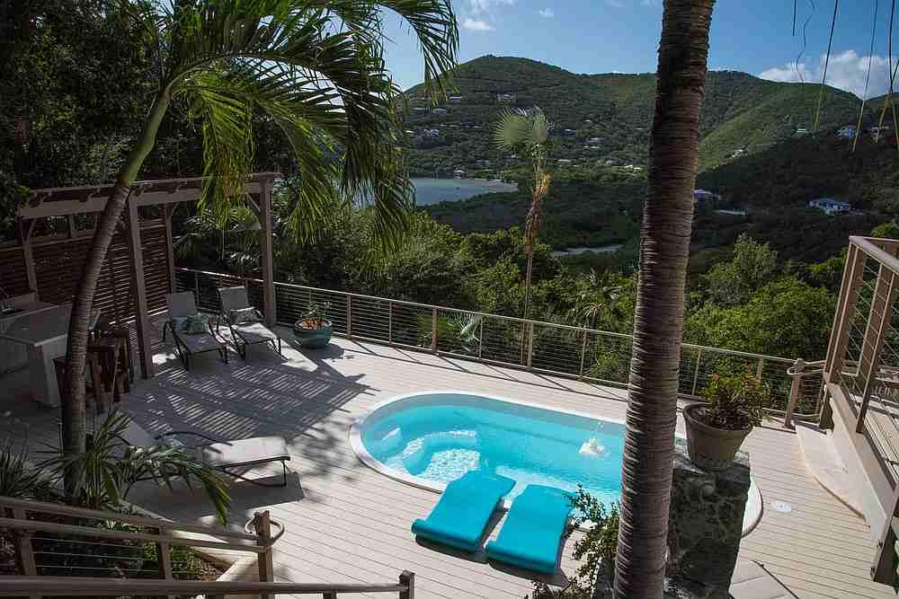 Casa Del Palmas View