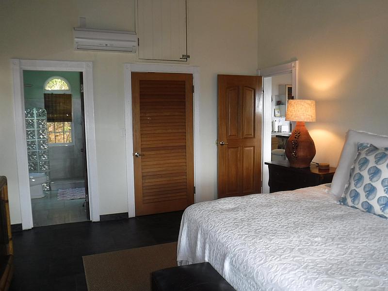 Bedroom Suite off Living