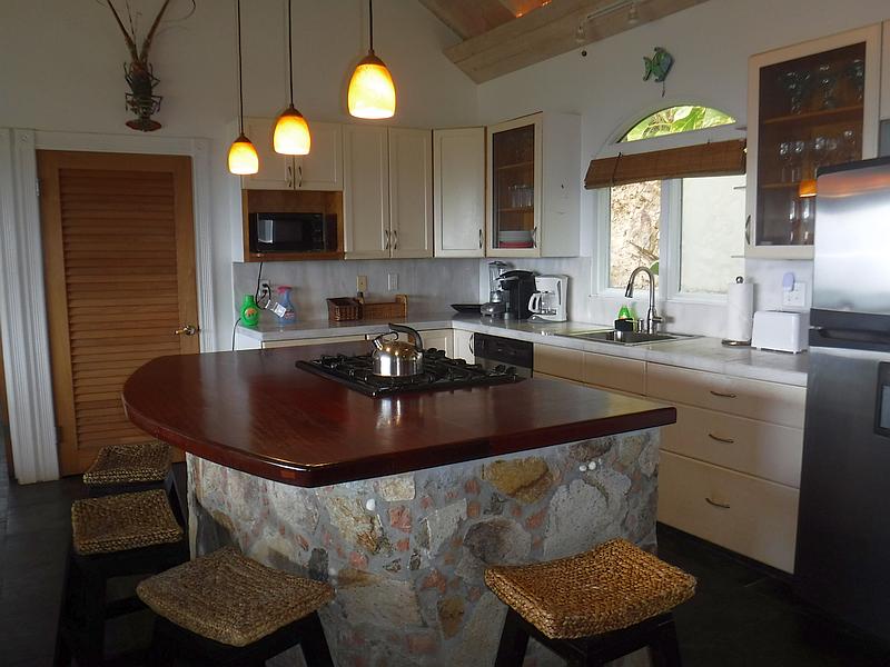 Sapphire Sunrise Kitchen