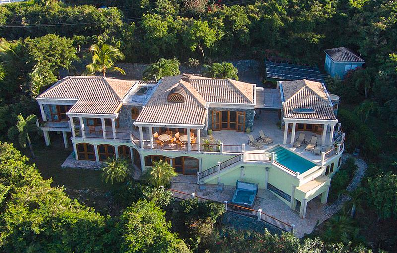Oceana Villa St John