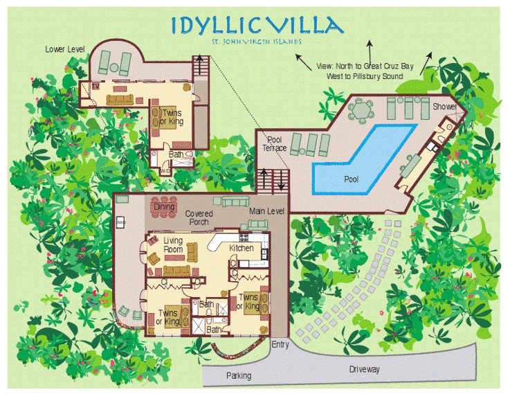 Idyllic Floor Plan