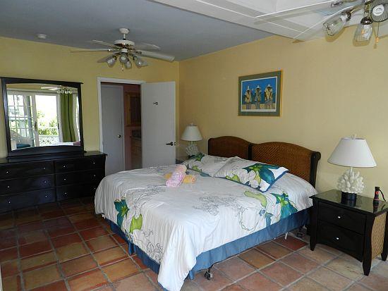 Master Bedroom at Idyllic Villa