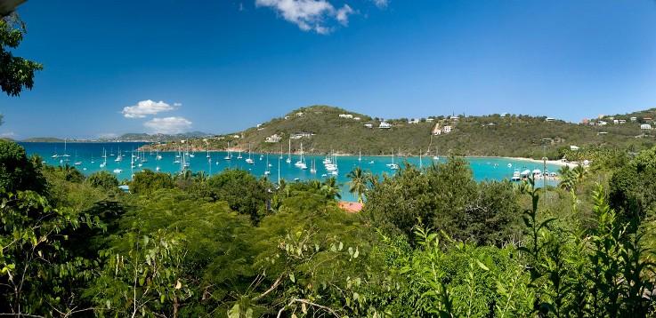 Idyllic Villa View