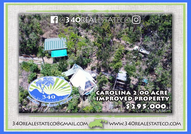 Coral Bay 2 acres for sale