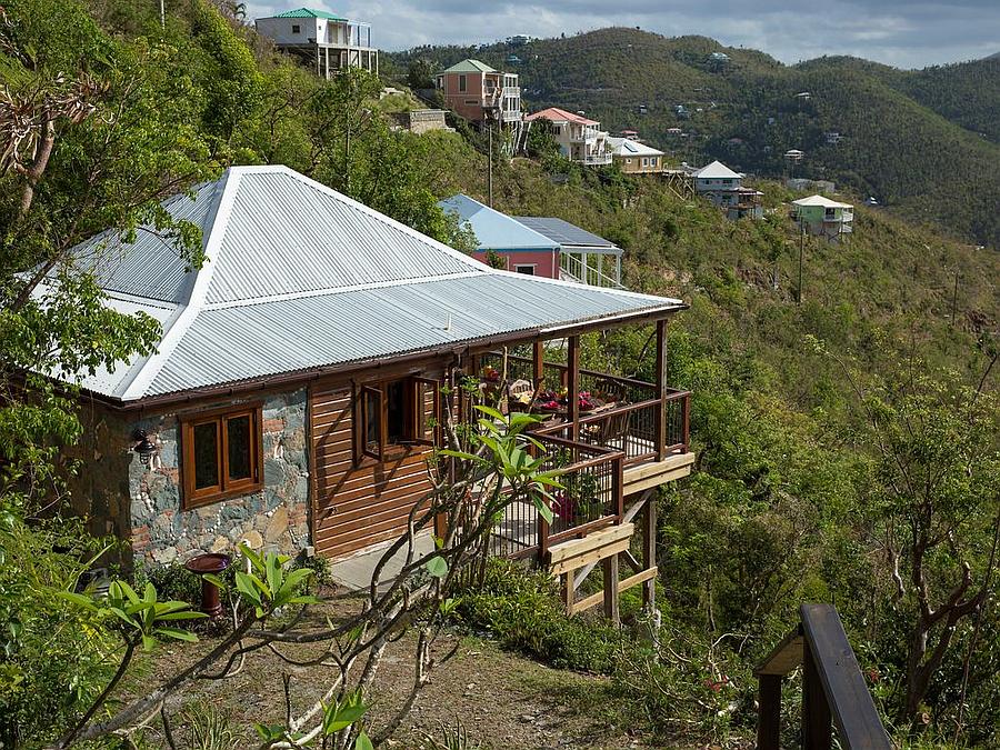 Coral Bay Vista Rental